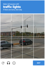 Google Recaptcha is not an anti-fraud solution.